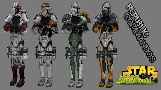 Скачать Русификатор Для Star Wars Republic Commando