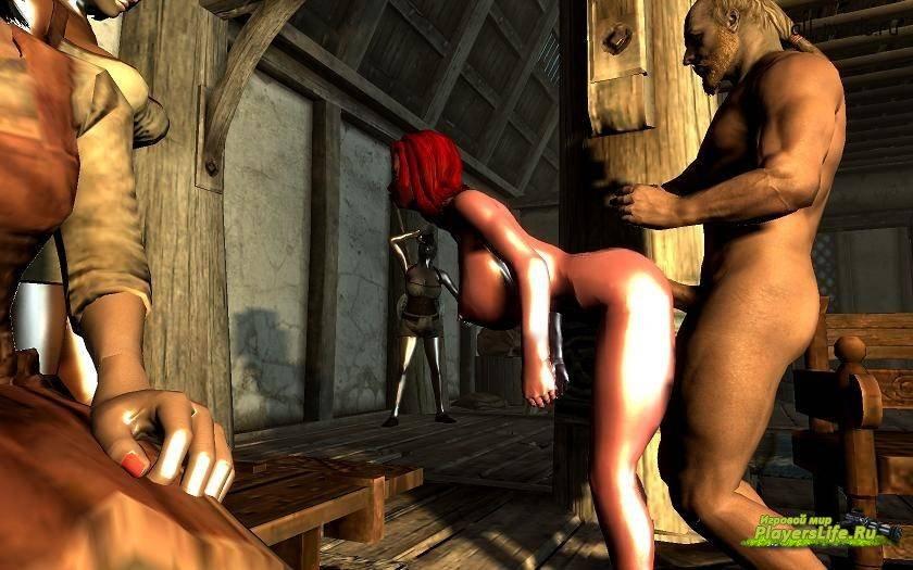 Skyrim плагин позволяющий заниматься сексом