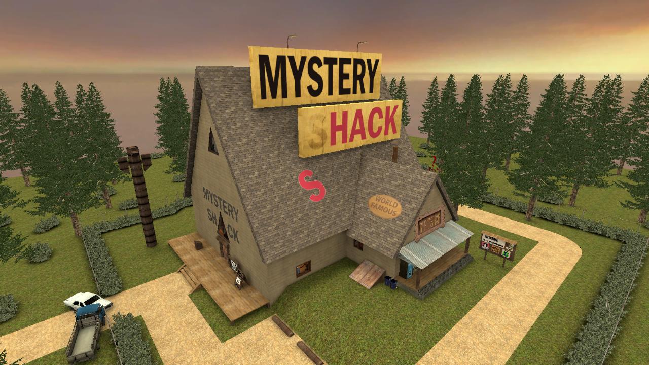 Карта Rp Mysteryshack для GARRYS MOD 13 d4556667eab