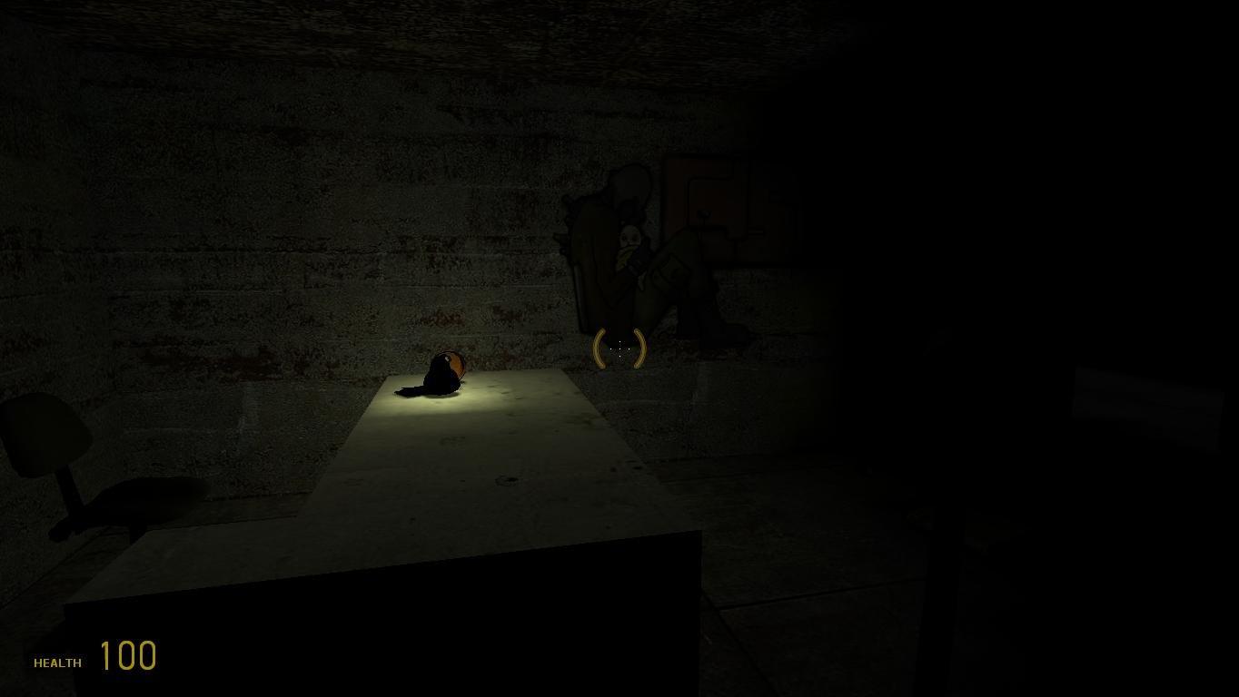Очень страшная карта Gm Death House для Garry s Mod 13, созданная в лучших  реалиях фильмов ужасов. В ней присутствуют ужасающие до мурашек голоса, ... 80329bca919