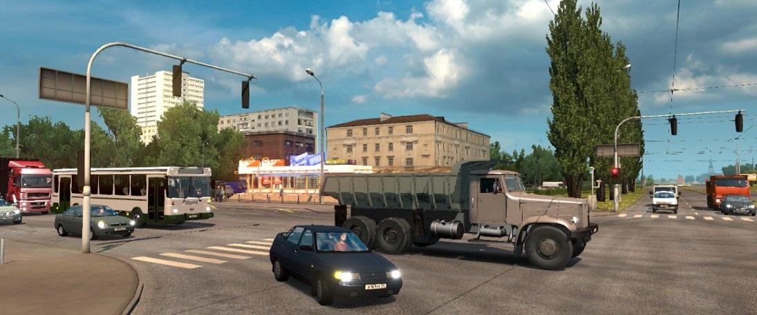 Euro truck simulator 2 лучшие русские грузовики для игры.