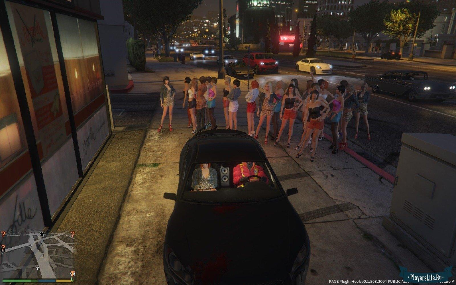 Секс в в гта 5 машине