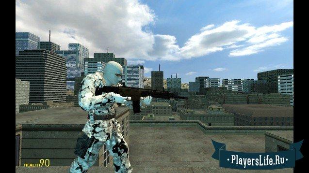 MK9 Weapon Pack для Garry's Mod 13