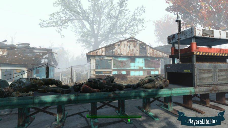 Fallout 4 конвейер брони толкайский элеватор самарской области